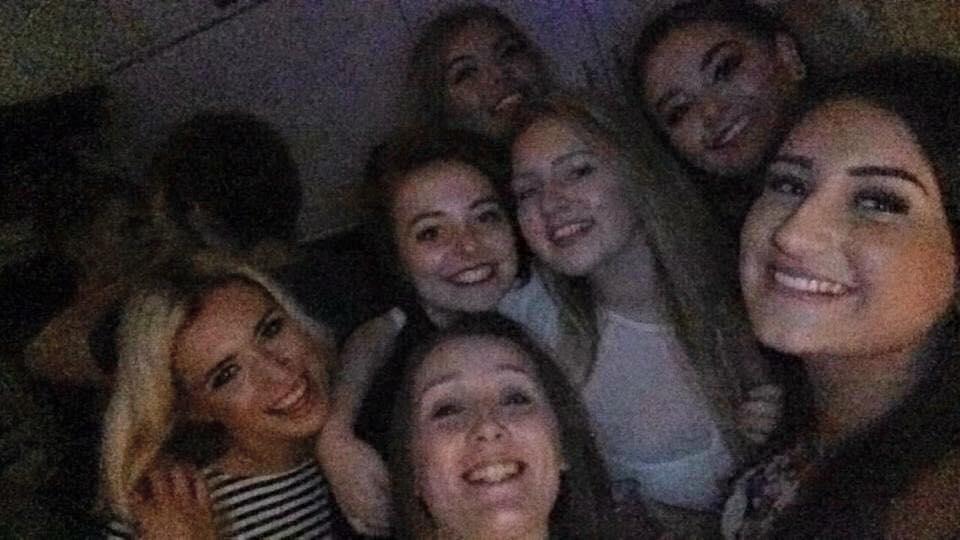 look we have parties too