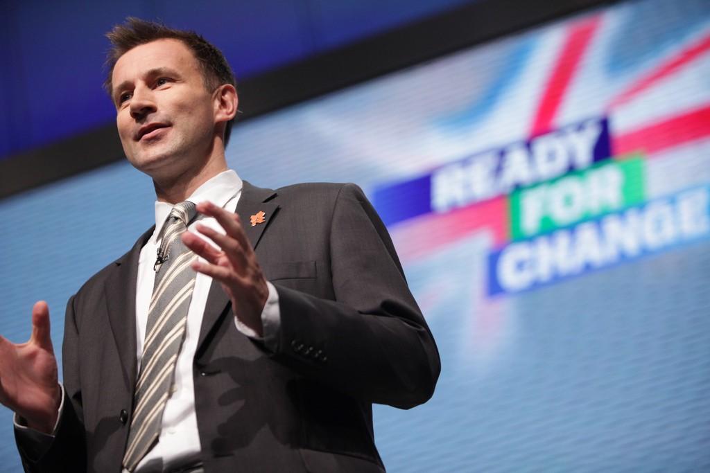 Health Secretary under the Conservative Party, Jeremy Hunt