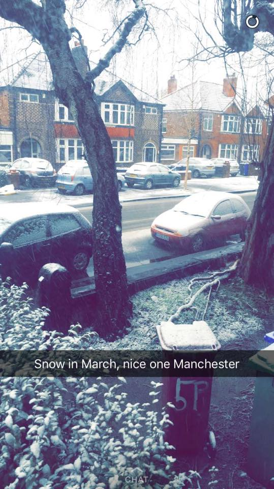 Chill, Manchester