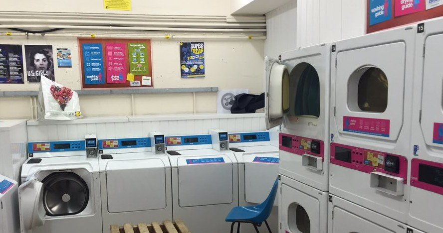 Circuit Laundry is the worst thing about being a fresher