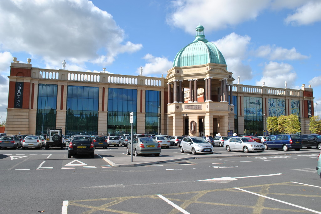 The Trafford Centre has been under the highest terror alert