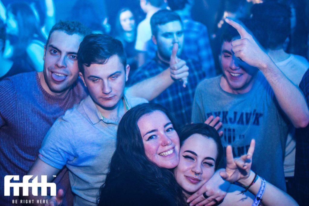 Everyone is always far too drunk