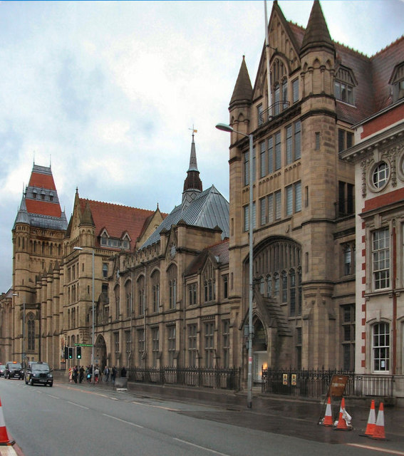 Manchester Museum, which is part of the University of Manchester.