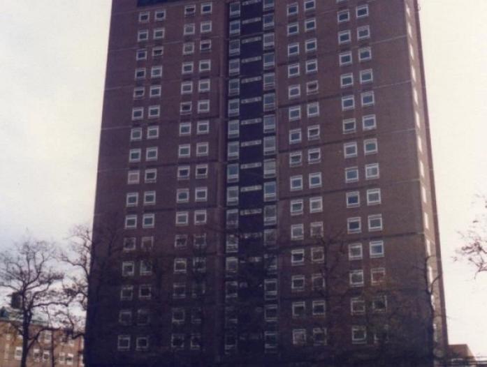 owens park tower