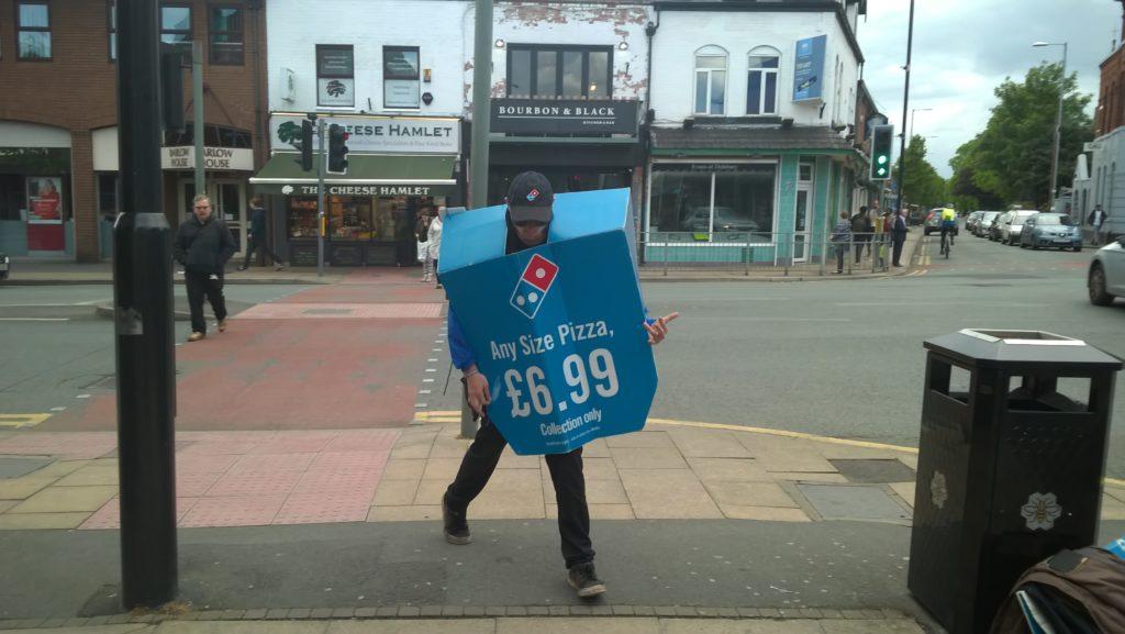 Pizzaguitar