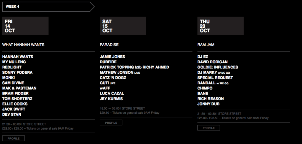 M I A , Fatboy Slim and Bonobo to play at this year's WHP