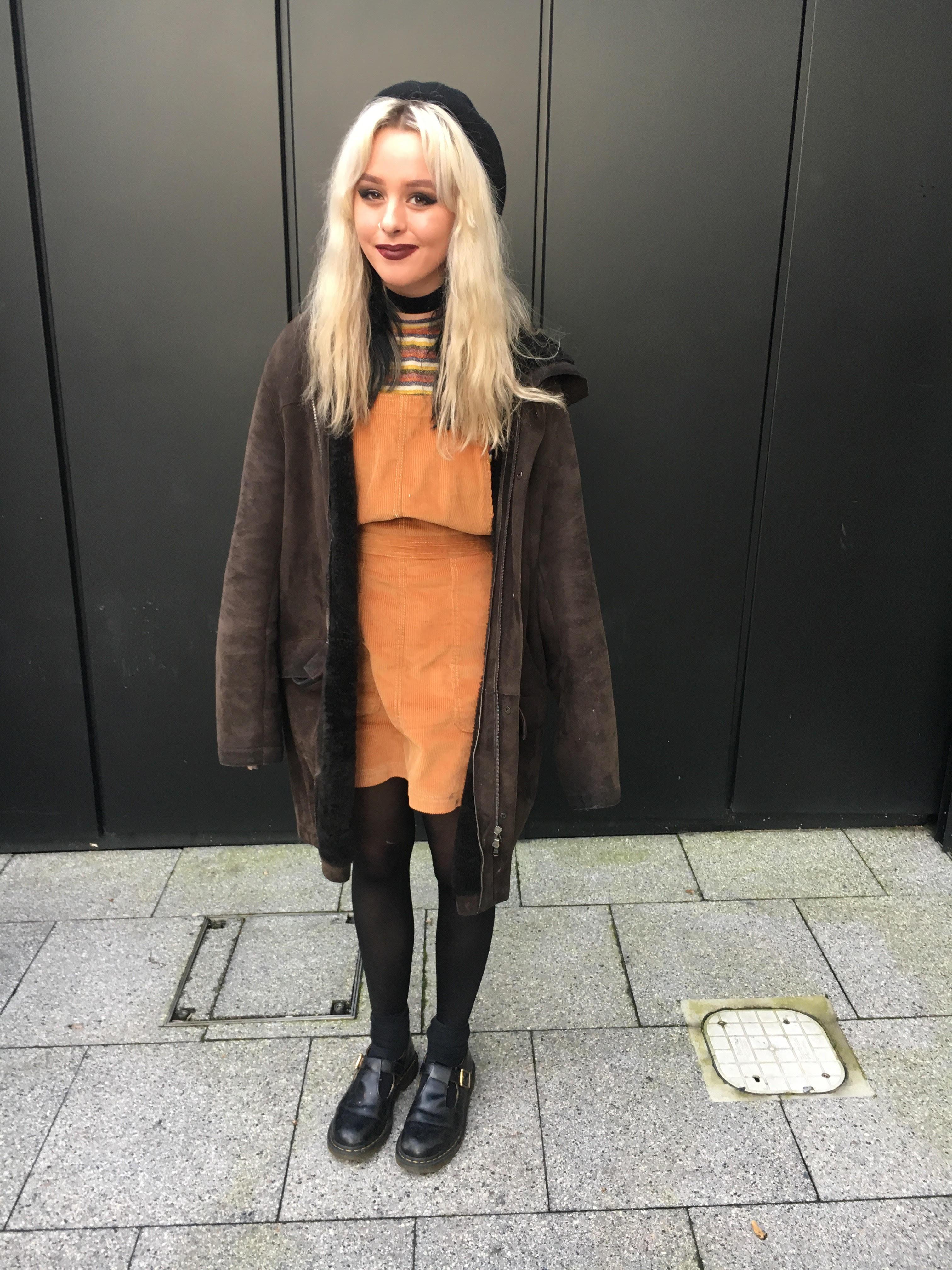 Emma, 19, Art Foundation