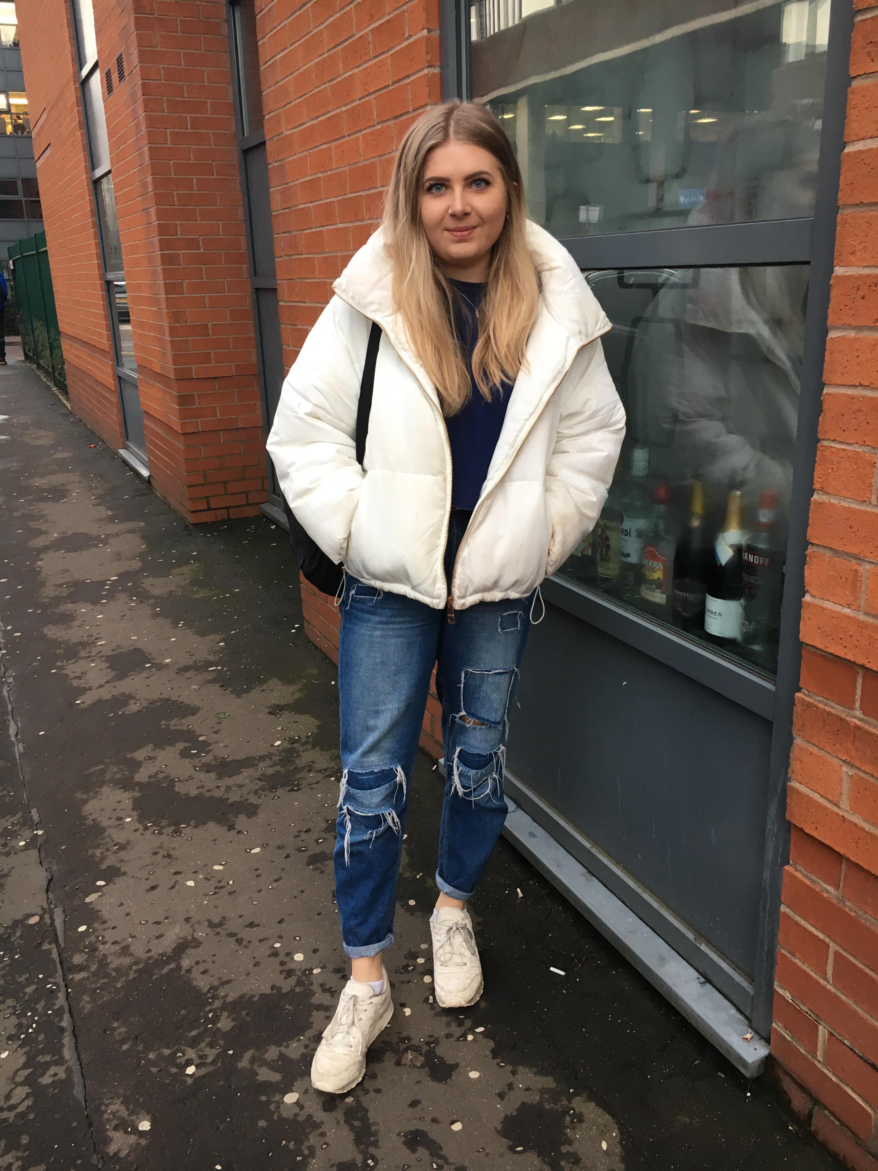 Zara, 18, Fashion Buying and Merchandising
