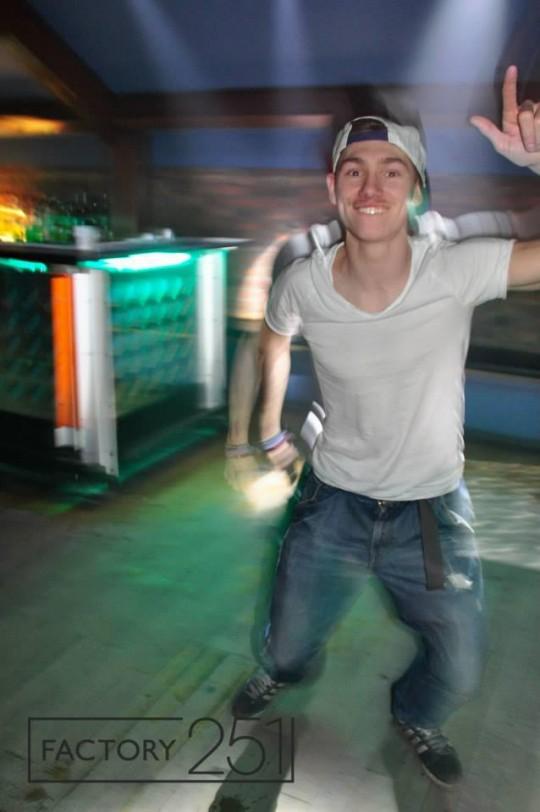 Live, laugh, rave