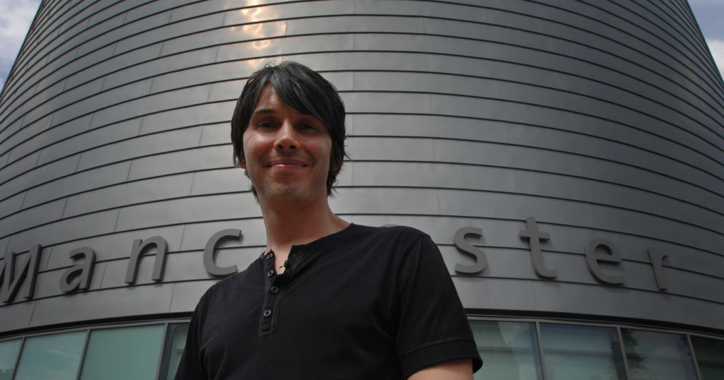 Brian Cox has got a pretty awful score on Rate My Professors