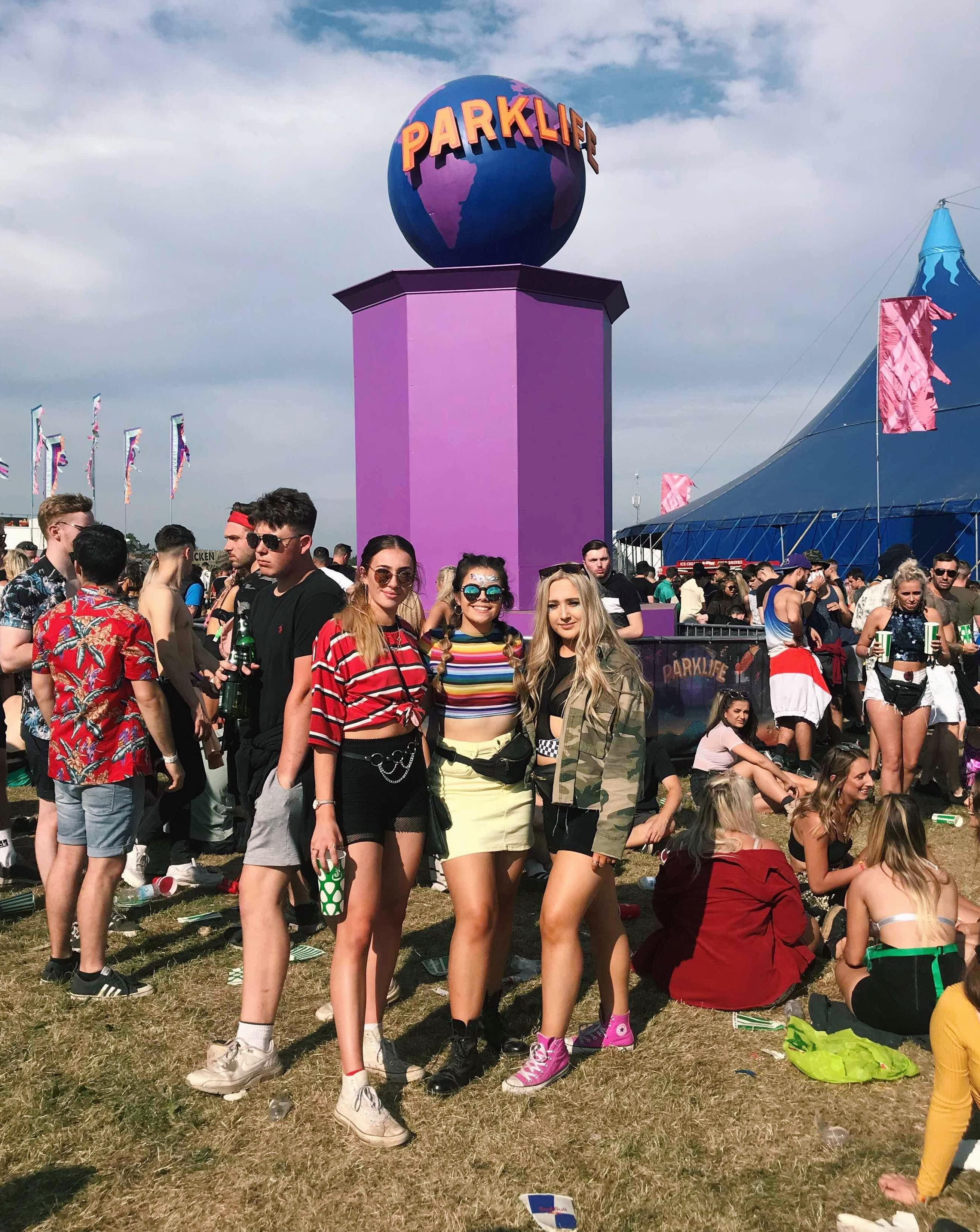 Parklife 2018: The best dressed from this weekend