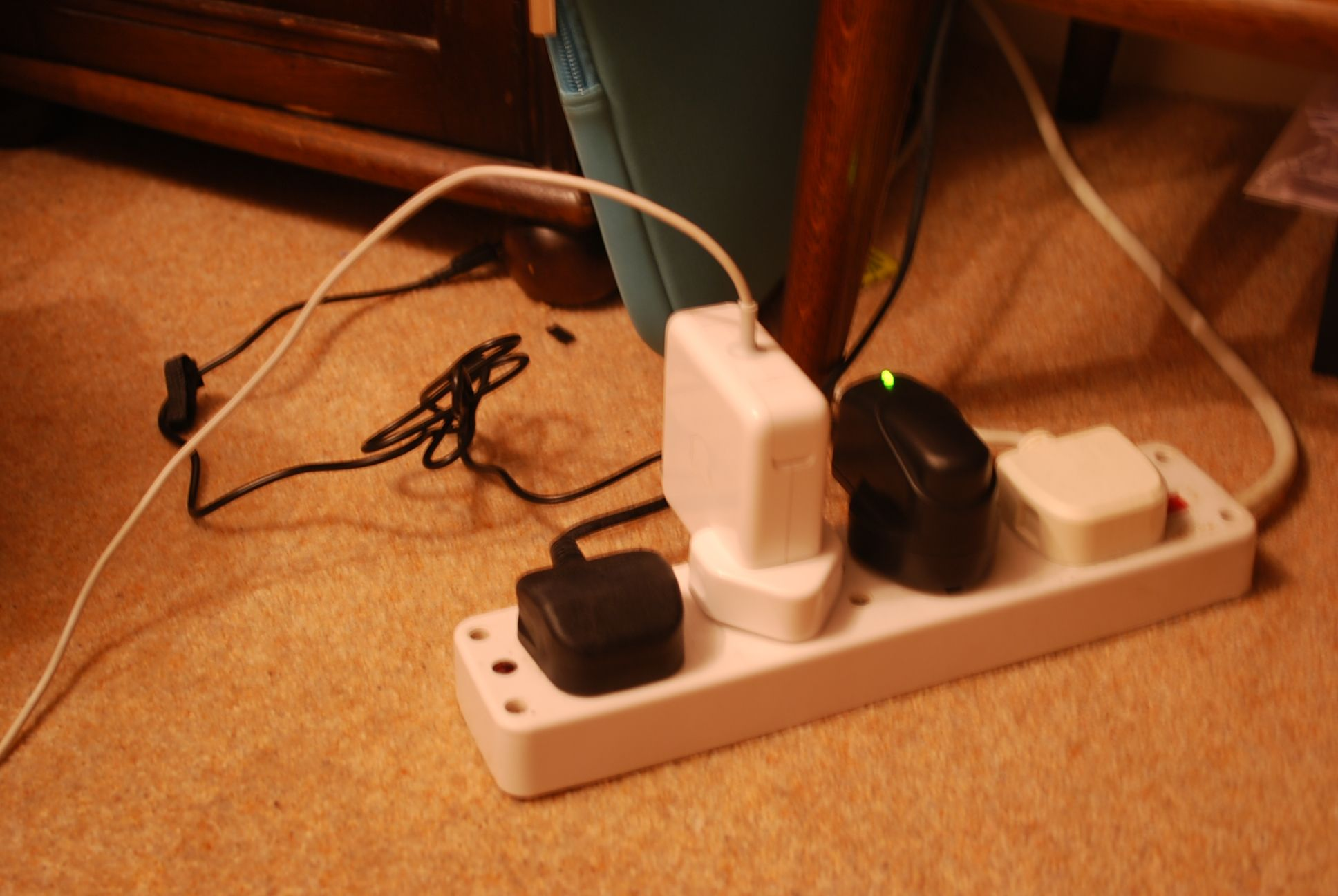 Image may contain: Adapter
