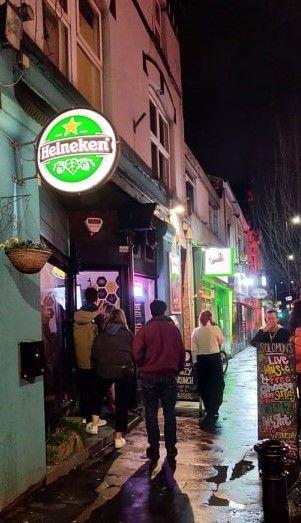 Image may contain: Bazaar, Shop, Market, Alley, Alleyway, Pedestrian, Person, Human, Building, Street, Road, Urban, Town, City
