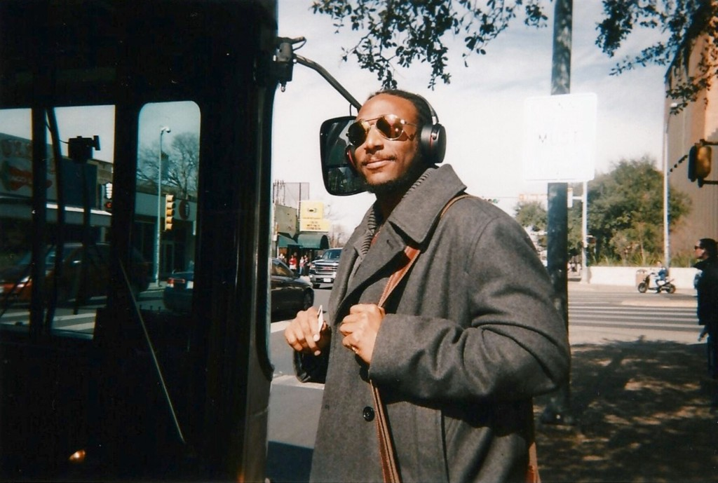 Fleek I barely had enough time to snap a picture of this stylish fellow before he had to board the bus. While I didn't even get his name, I did however get hypnotized by his impeccable taste in clothes.