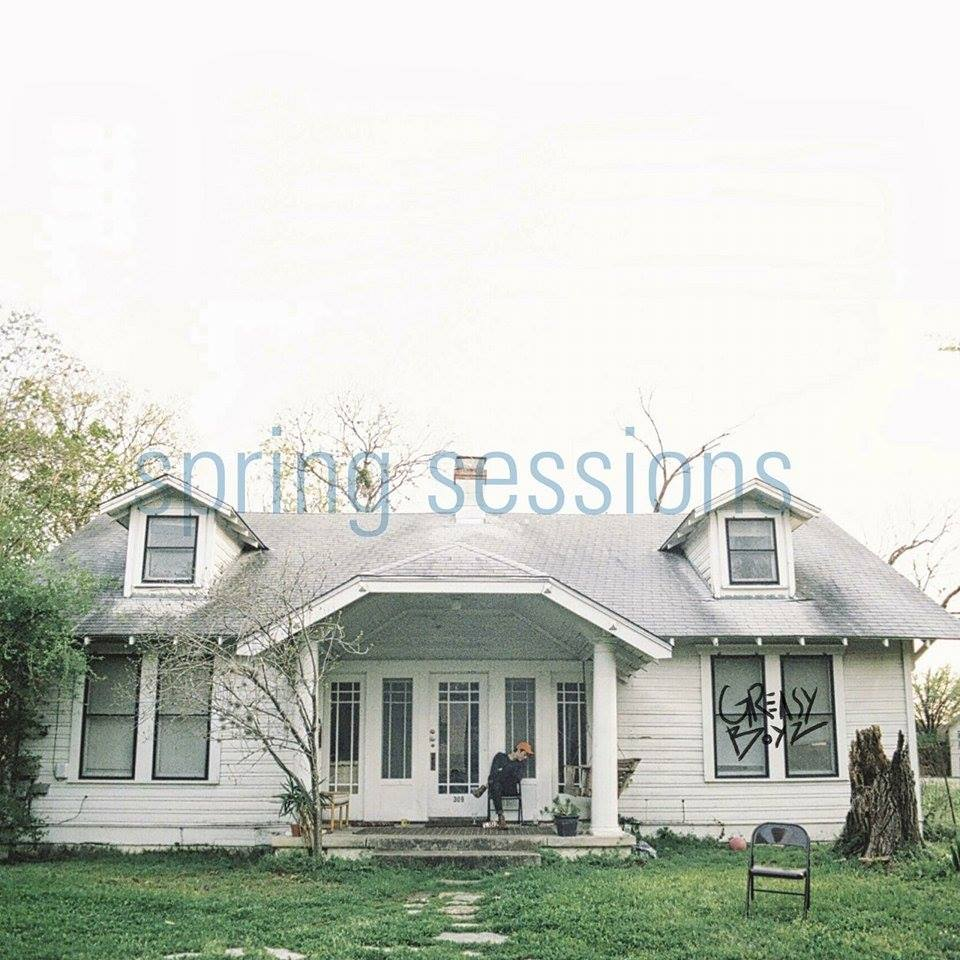 Official Album Art for Spring Sessions
