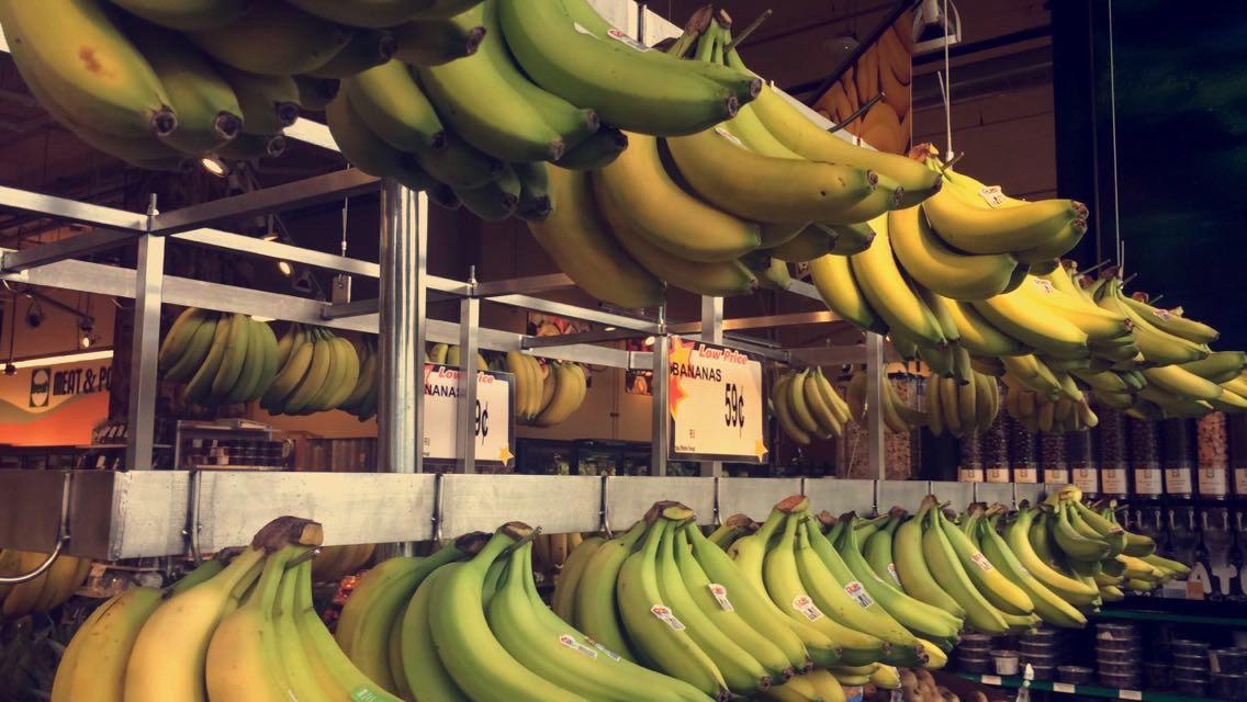 Daily banana trip