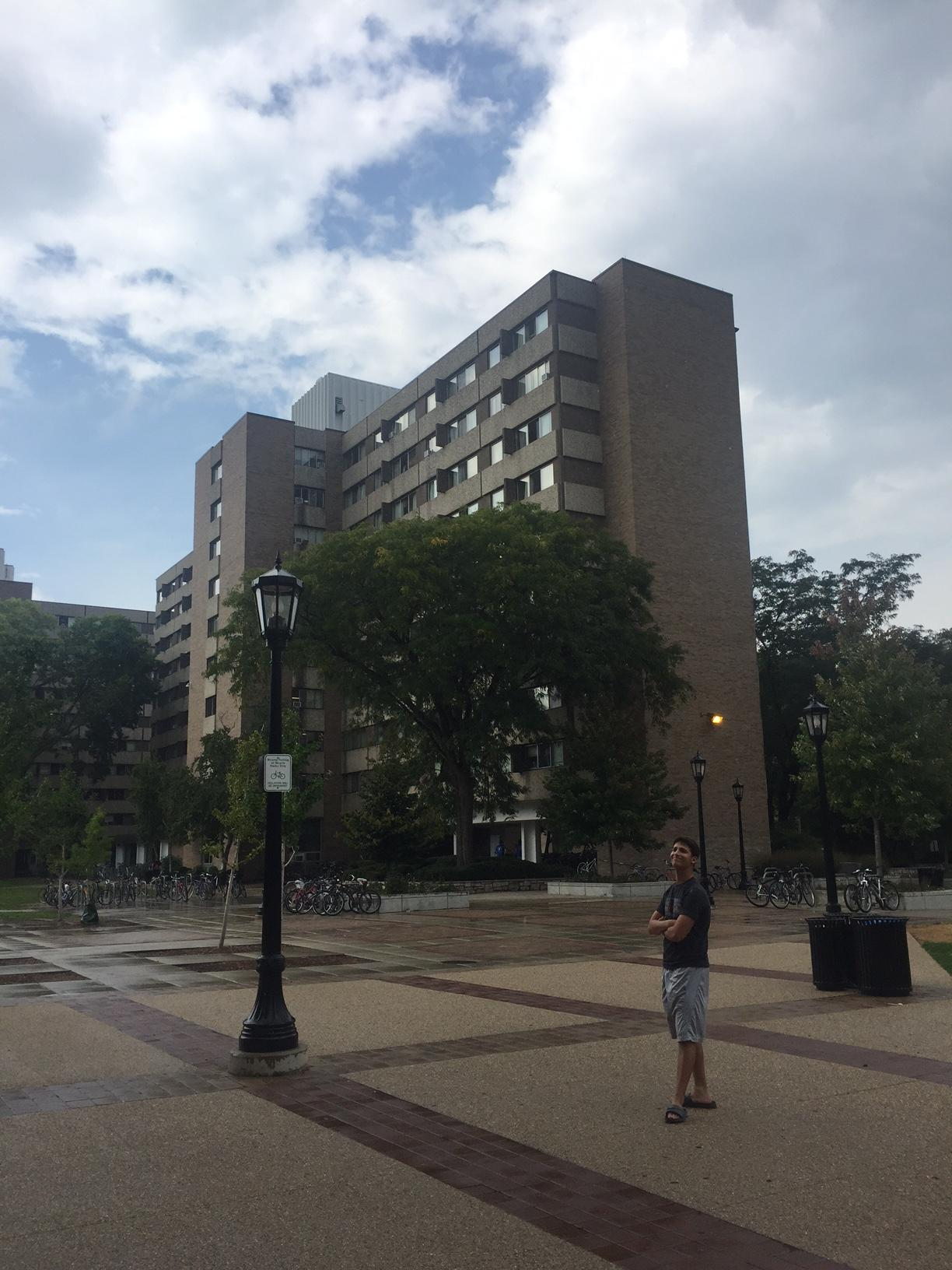 Why Sellery Is The Best Dorm At Uw Madison