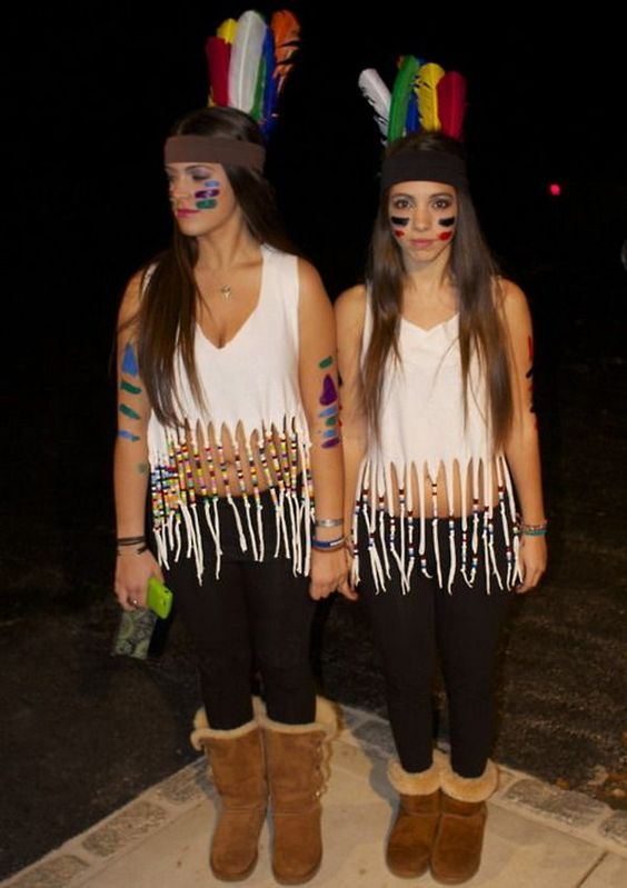 """do not dress up as a """"Native American princess"""" because you aren't one"""