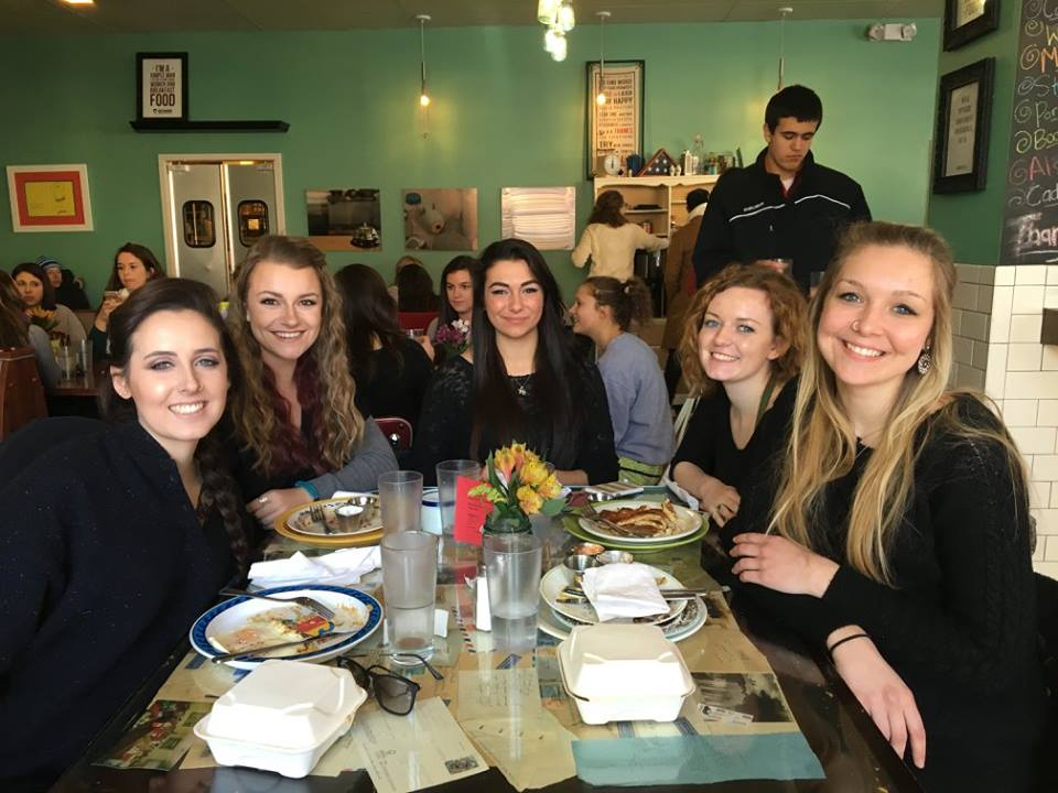 Galentines Day at Short Stack for the win
