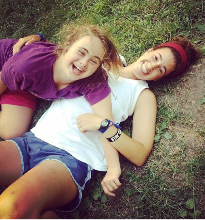 My first summer with Kelly in 2012