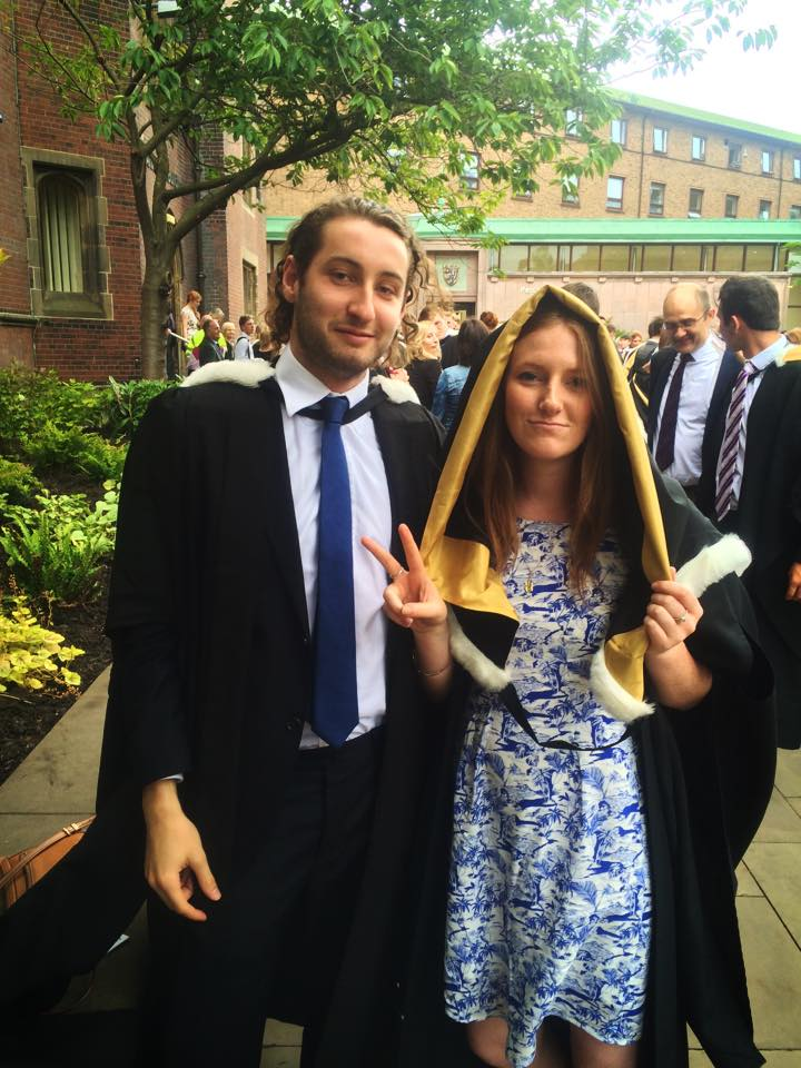 Why Dont Newcastle Graduates Wear Caps