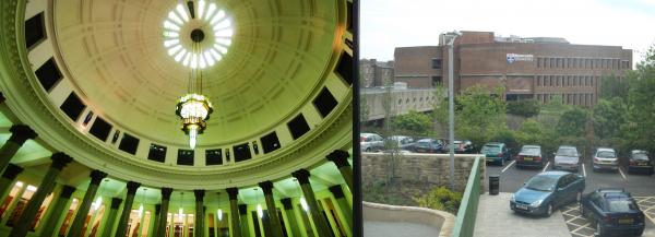 Leeds' Brotherton Library vs the Robbo
