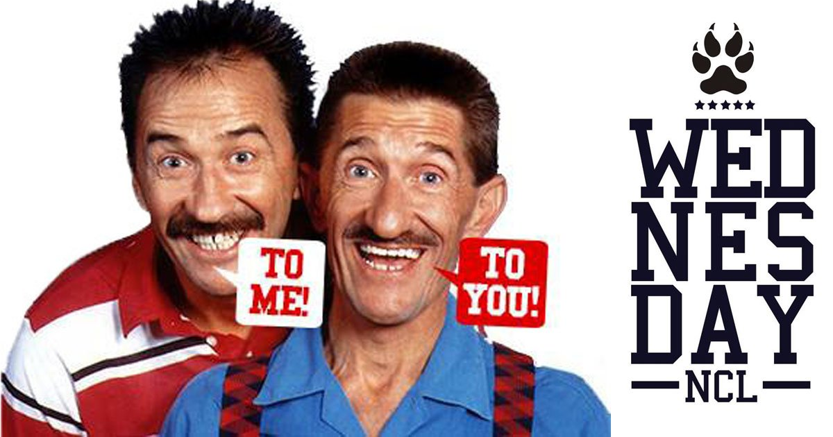 The Chuckle Brothers Are Coming To Tiger Wednesday