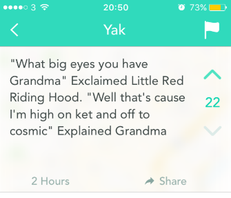 Classic Grandma