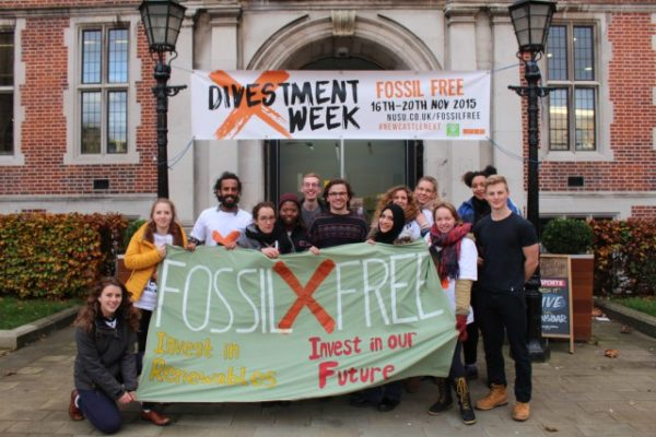 Divestment - It's only the beginning! - Image - David Jones -