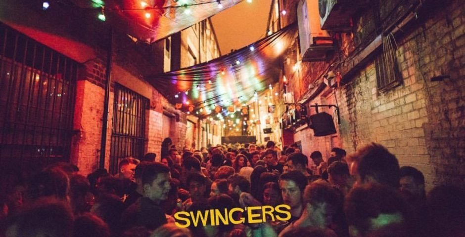 Swingers Thursdays are back from tomorrow!