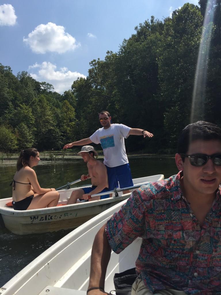 OMG perfect lake day!