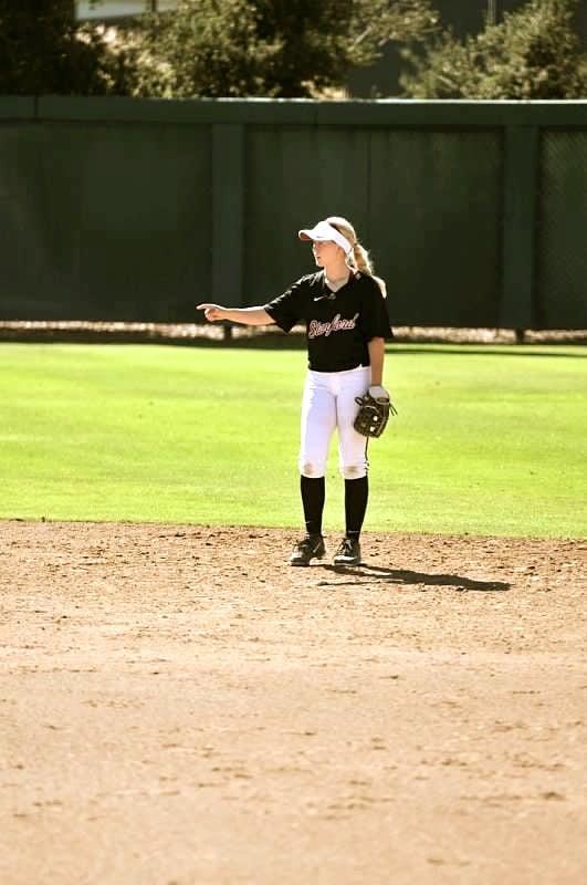 Lauren Wegner, Class of 2018, Women's Softballl