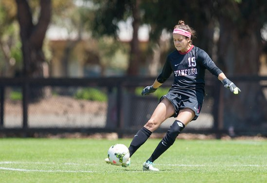 Alison Jahanazous, Class of 2018, Women's Soccer