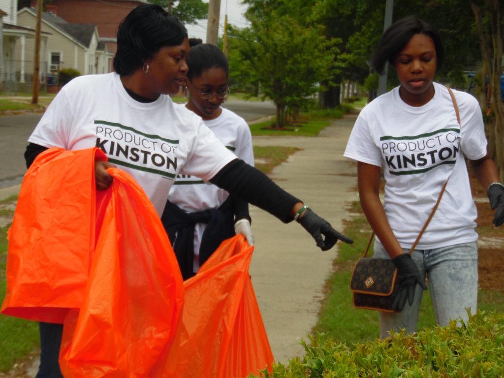 Kinston Cleanup