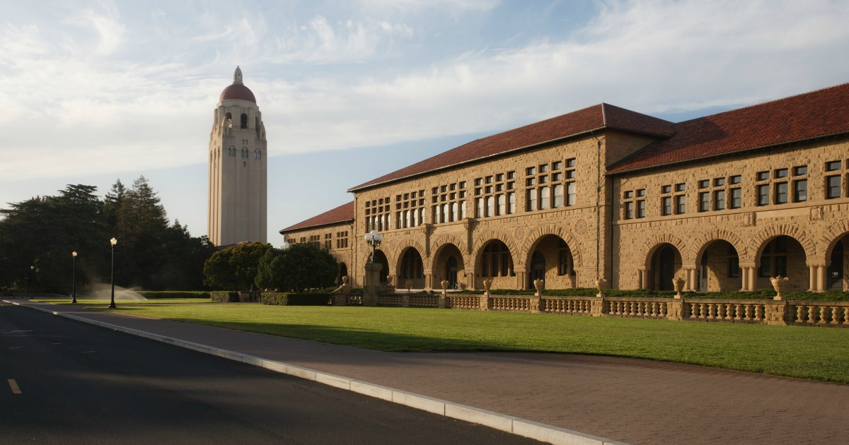 Stanford University Is The Best College In America Says