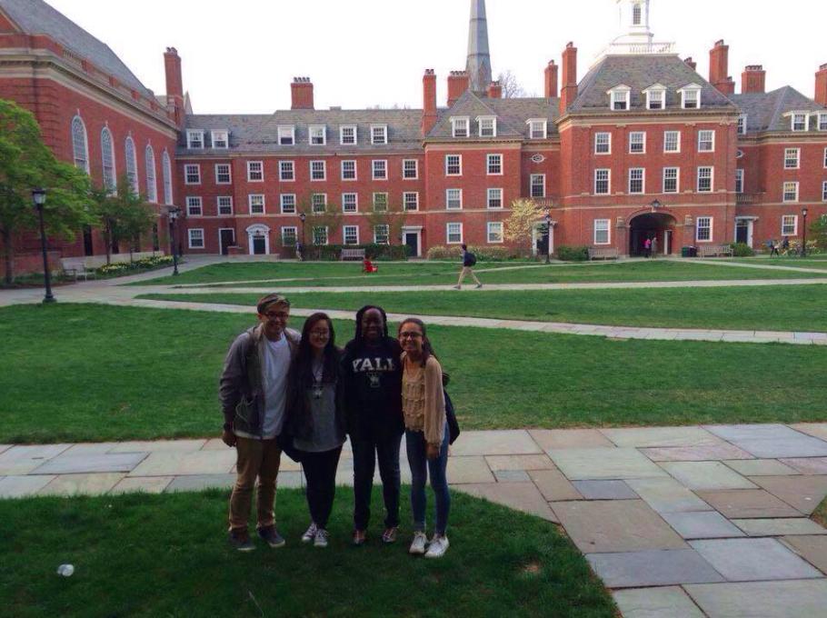 Visiting Yale