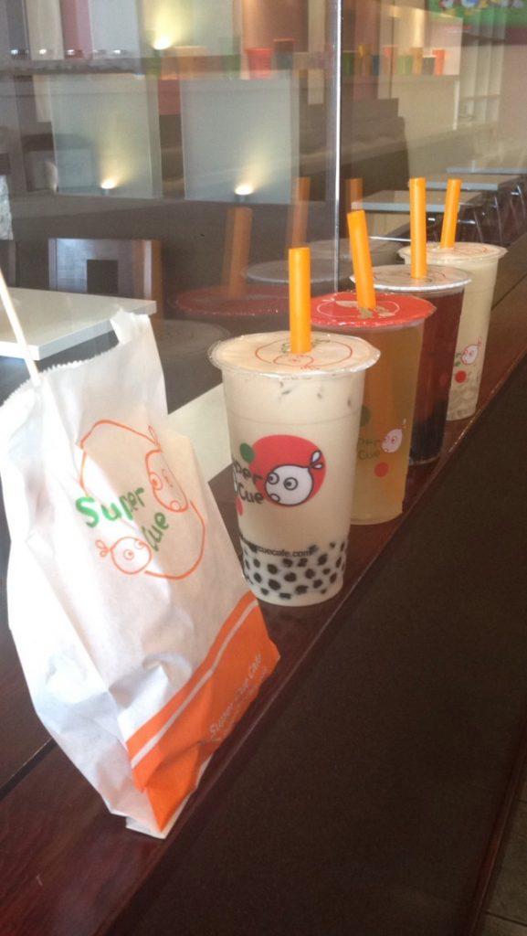 Super Cue Café