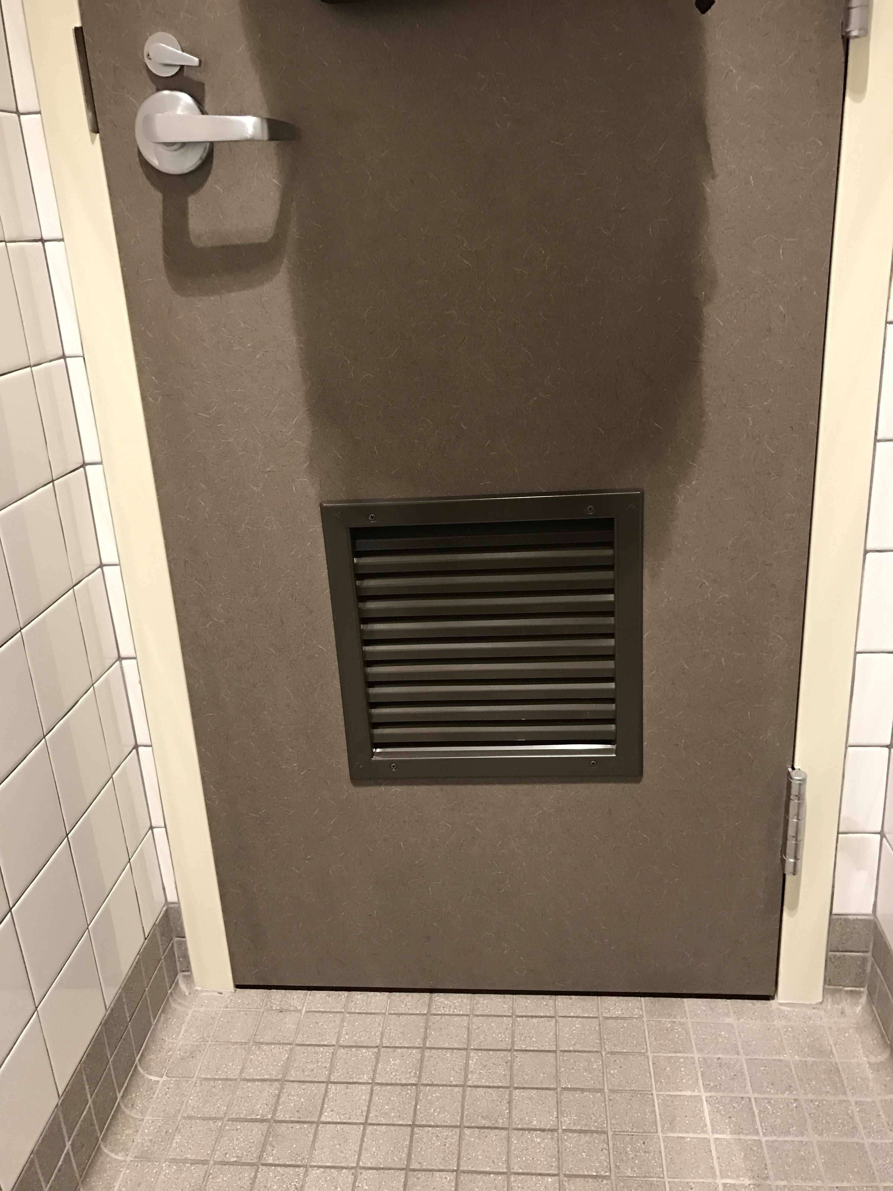 I Used UC Berkeleys New Multistall Genderinclusive Bathroom - Floor to ceiling bathroom stalls
