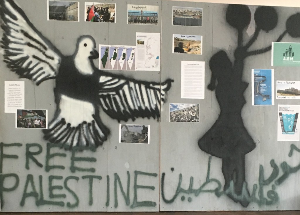 ESJP Wall
