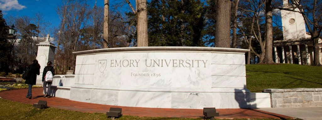 emory university dissertations We bring together technology specialists and librarians in one facility to provide a range of services to support the academic mission of emory university.