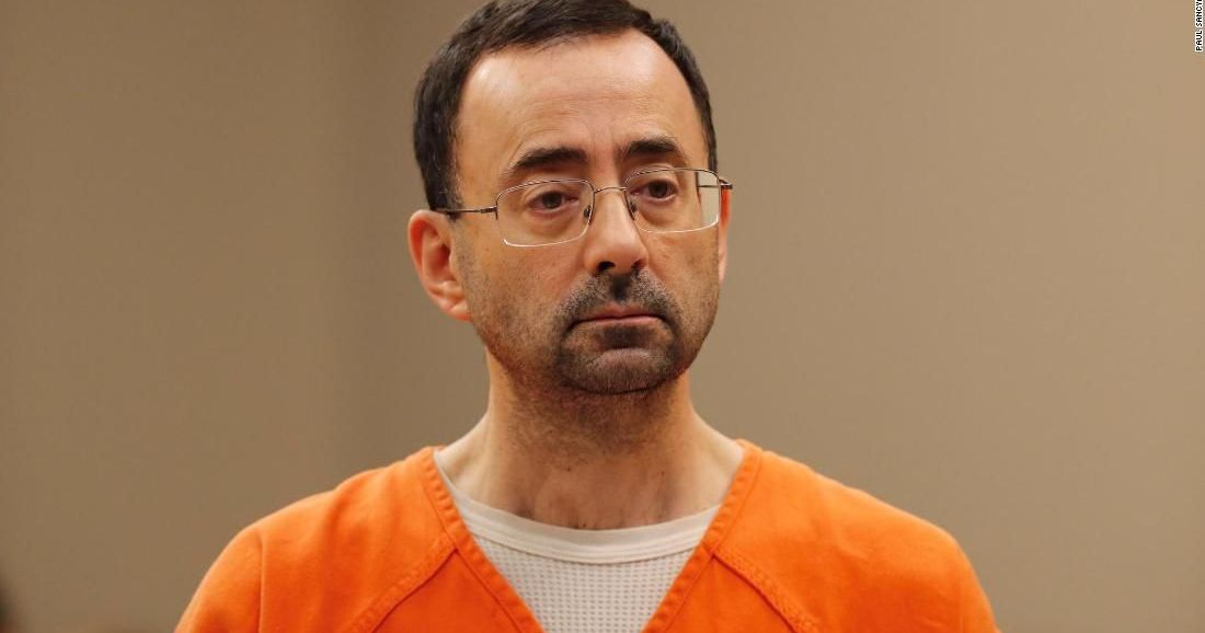 Larry Nassar's Former Boss Charged With Sexual Misconduct
