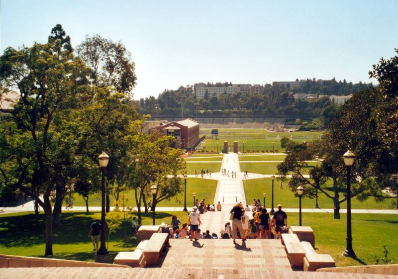 Why Ucla Is The Best College In Los Angeles America And Probably The World