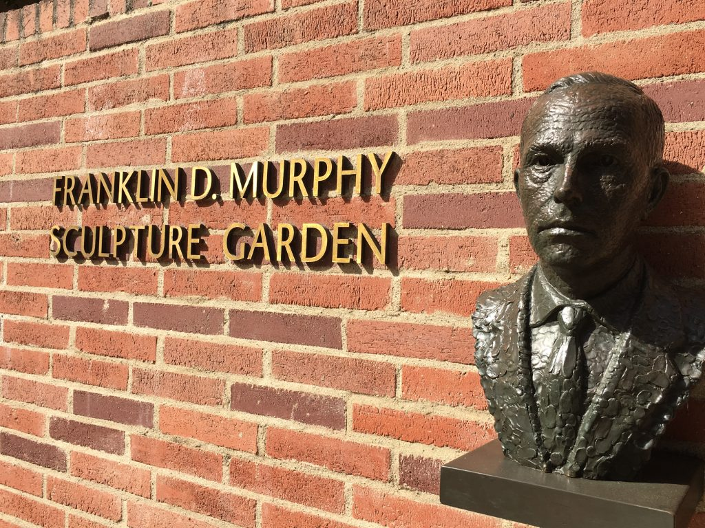 Why The Ucla Sculpture Garden Should Be Next On Your Bucket List