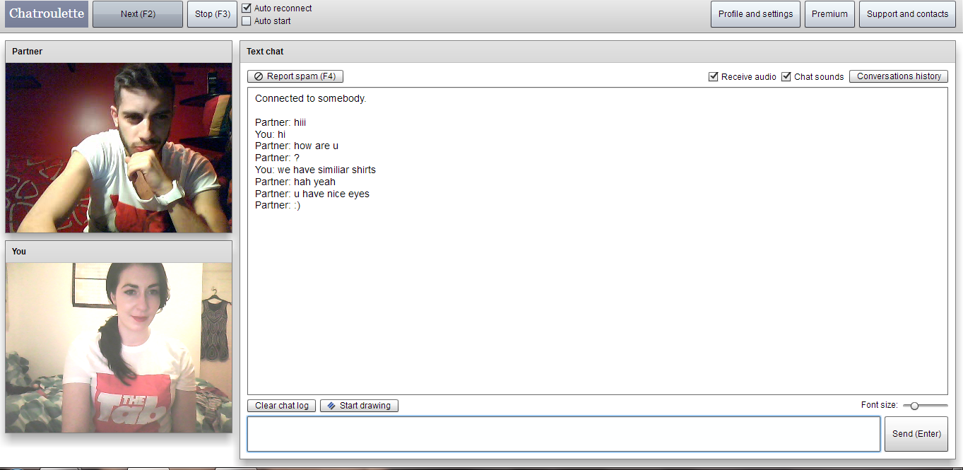 Naughty Chat Roulette