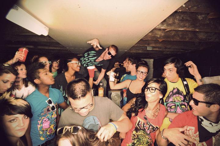 Survive A Norwich House Party