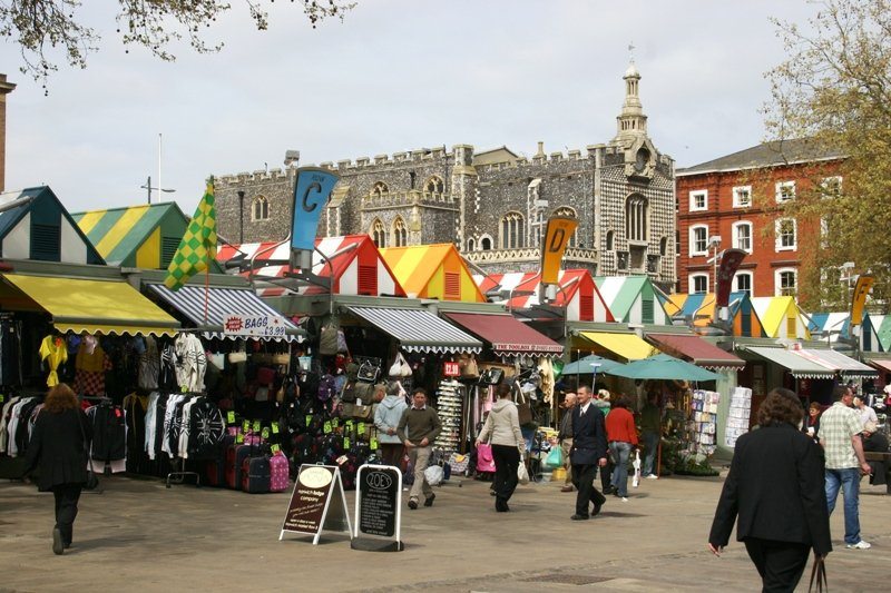 Norwich among happiest places to live in the uk for Happiest places to live