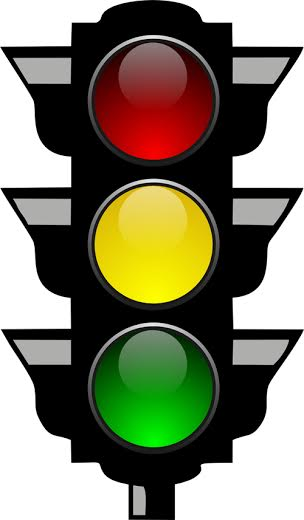 Consent is very important in BDSM and many use a traffic light system- green for 'Yes', amber for 'Slow down', and red for 'Stop'