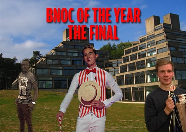 Bnoc Of The Year The Final