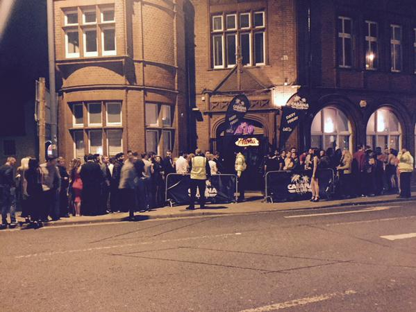Lola's hosted the biggest Friday night in Norwich