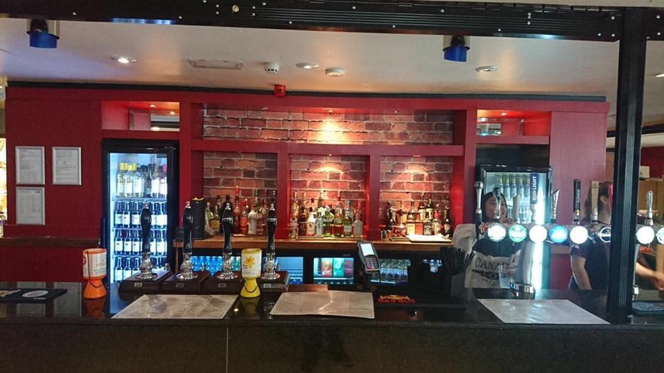 Red Bar's recent refurbishment